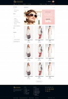 Разработка Дизайна для интернет магазина Preloved.