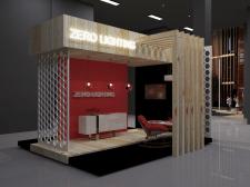 Виставковий модуль фірми zero light