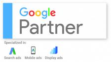 Значёк Пратнёра Гугл