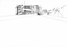 Иллюстрация каталога для Чешской фирмы недвижимост