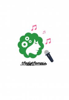 Логотип для радио романтика