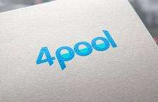 Логотип для интернет магазина бассейнов