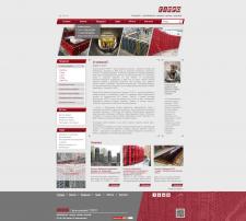 Дизайн бизнес-сайта