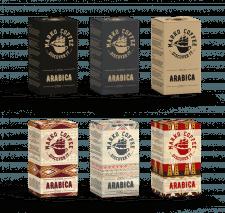 Розробка упаковки для кави