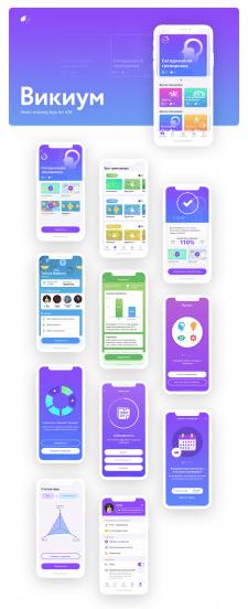 Wikium Mobile App