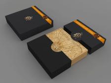 Разработка подарочной упаковки чая
