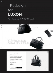 parallax and horizontal scrolling web site design