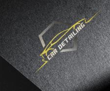 Логотип «Car detailing»