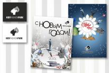 логотип+макеты для Киев Фешн Парк