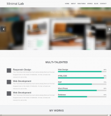 Minimal Lab