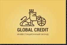 "Логотип для компании ""Global Credit"""