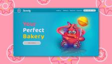 web design bakery