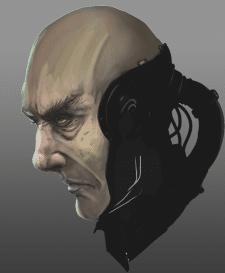 концепт головы