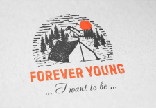 Лого FOREVER YOUNG