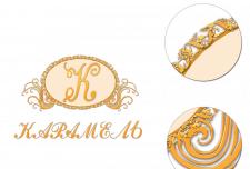 Логотип Карамель
