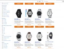 Фирменный магазин часов Casio в Украине на Open