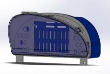 Приборный панель для Chevrolet Lacetti
