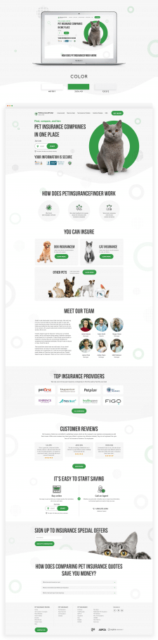 Pet insurance companies