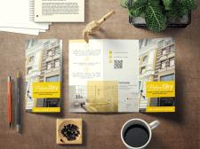 """Дизайн буклета для студии """"PokrovSky"""""""