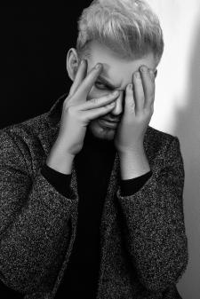 Бьюти ретушь / муж.портрет