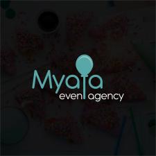 Логотип для ивент агенства
