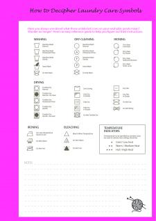 Дизайн ежедневника швея