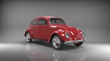 3d modelling, 3D Rendering of car