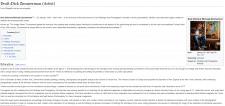 Правки статьи на Wikipedia