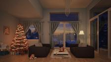 Lounge room New Year