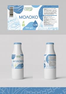 упаковка для молочной продукции