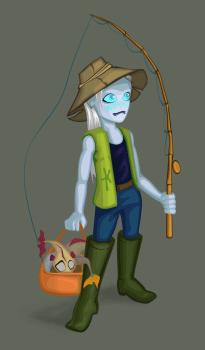 Рыбак-призрак