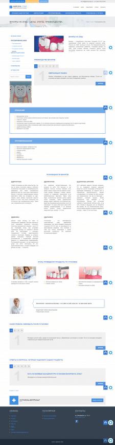Статья для стоматологической клиники