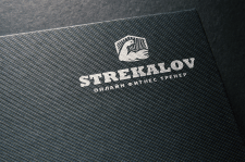 логотип strekalov fit