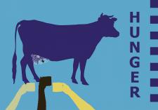 "Плакат для выставки ""COW-2015"""