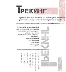 Постер по типографике