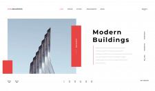 Сайт архитектурной студии