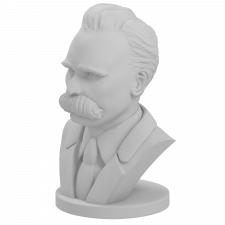 Бюст Ницше 3D