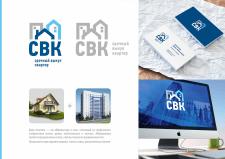 Логотип компании по выкупу недвижимости