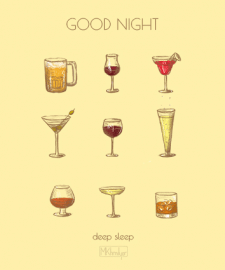 "листівка ""GOOD NIGHT"""