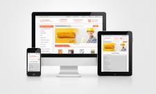 Адаптивный дизайн интернет-магазина ОптСтройМаркет