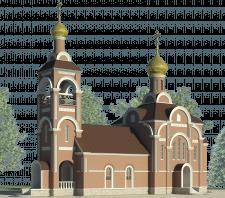 Візуалізація церкви