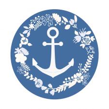 Логотип якорь