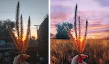 Замена фона / Цветокоррекция