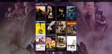 Список любимых фильмов. Реализация на Vue.js
