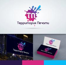 Разработка логотипа и цветовой гаммы