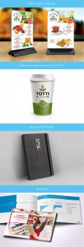 Дизайн рекламных носителей для «Strauss Group»