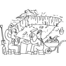 строители (для рисованного видео)