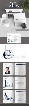 Буклет и презентация для юридической компании