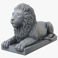 Statue Lion