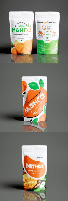 Дизайн упаковки.
